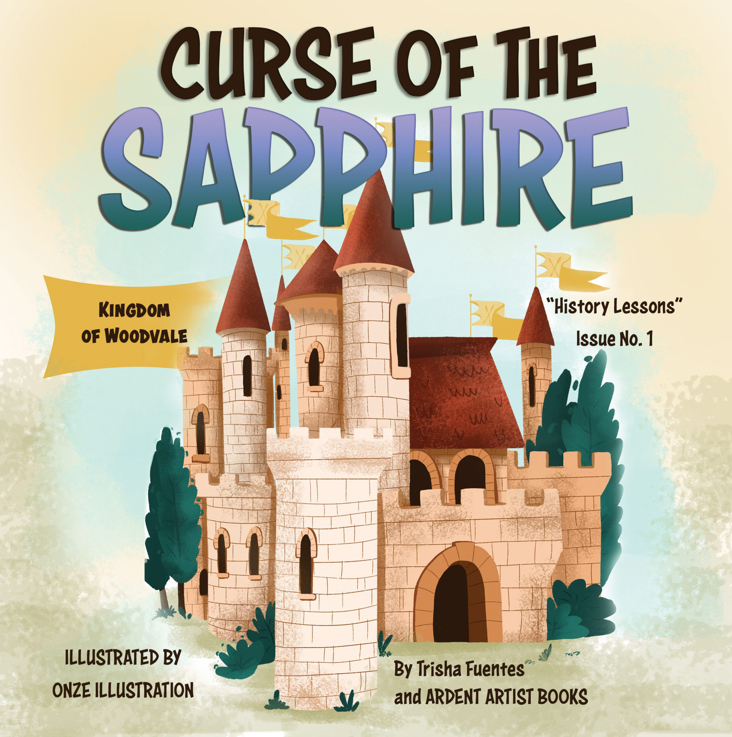 """<span itemprop=""""name"""">Curse of the Sapphire – Issue No. 1</span>"""